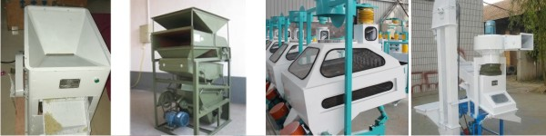 Seed Cleaner and Destoning Machine in Nigeria